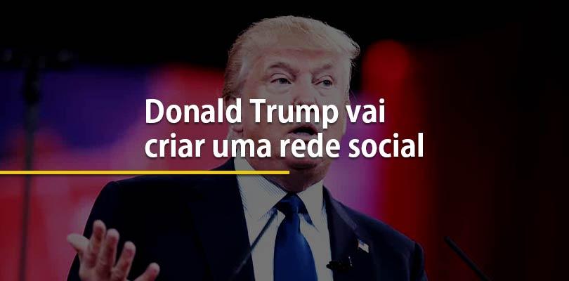 Trump rede social